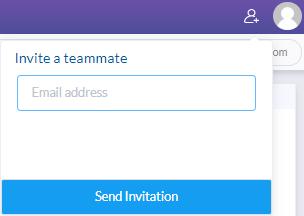 Invite a teammate - Ozcode