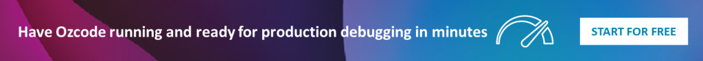 Ozcode Production Debugger - START FOR FREE