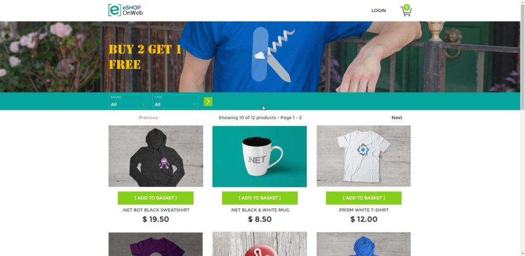 Webshop - Ozcode