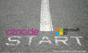 Getting Started with Ozcode on IIS