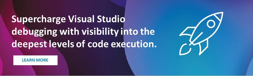 Enhance Visual Studio Debugging - Ozcode