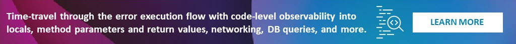 Ozcode Production Debugger - LEARN MORE