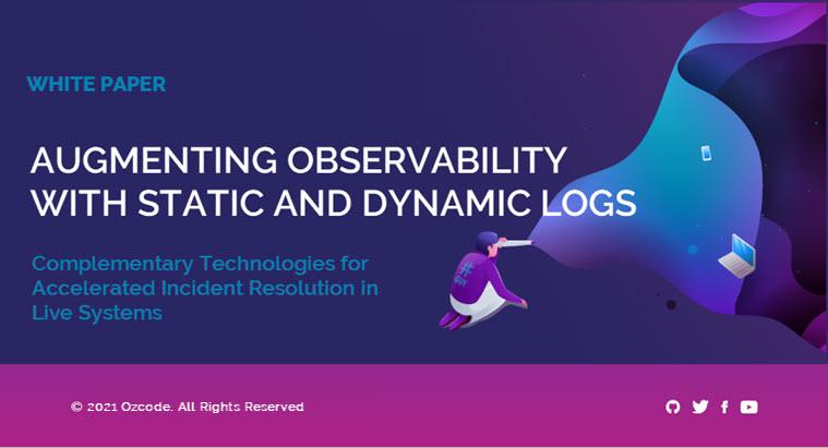 Static vs. Dynamic Logs - White Paper - Ozcode
