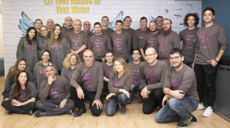 OzCode Team Picture
