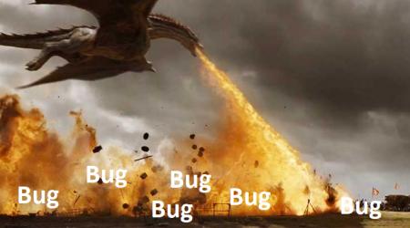 Dragon Bugs