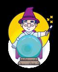 OzCode Wizard Crystal Ball Icon